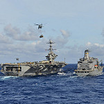 Navy Sends 2 Vessels to Qatar for Joint Exercise