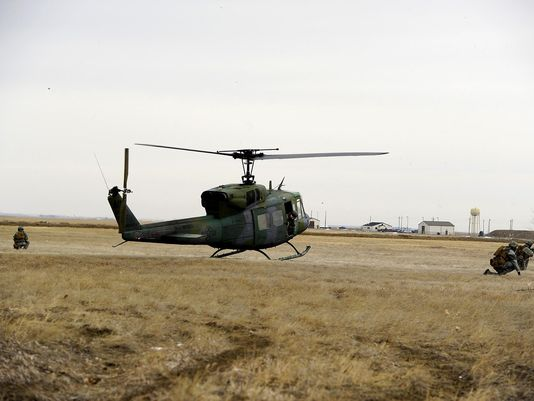 HASC's NDAA Markup to Grant Air Force Authority for Sole-Source Huey Replacement Contract