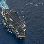 Navy, Congress Explore Combined Buy of Aircraft Carriers, Submarine Materials
