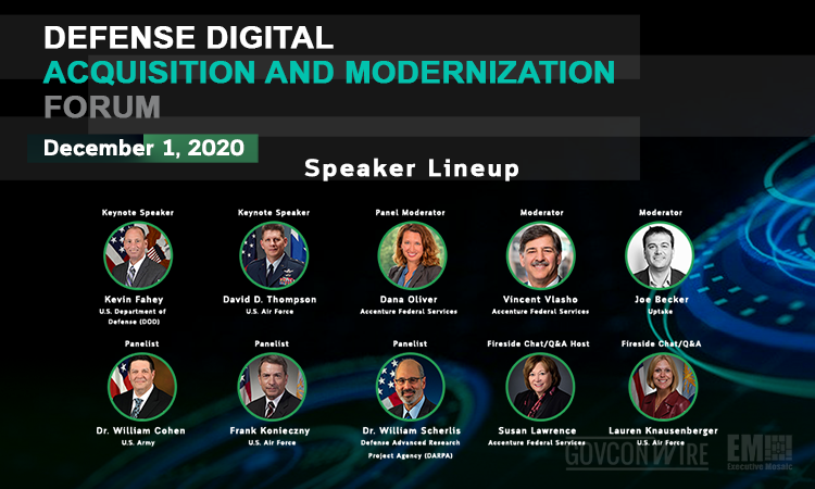 GCW-Defense Digital Acquisition and Modernization Forum