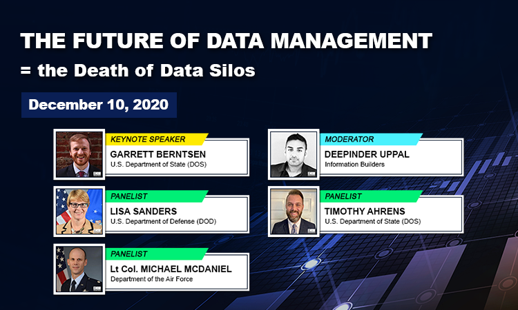 The Future of Data Management = The Death of Data Silos