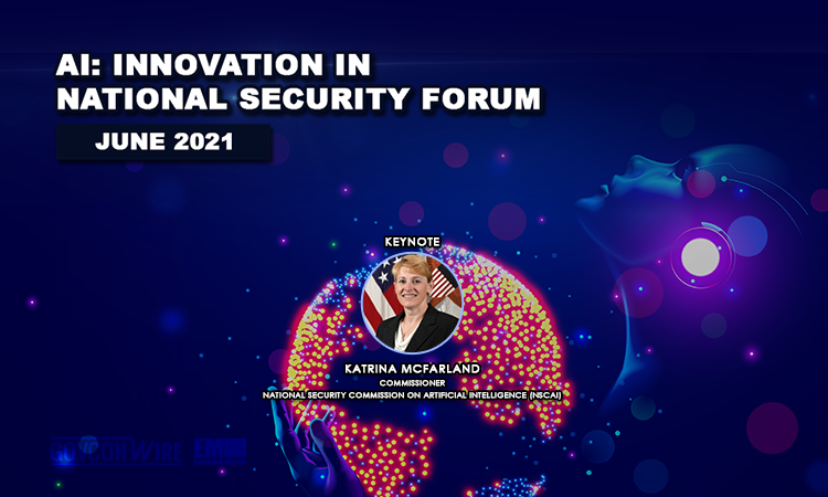 GCW: AI: Innovation in National Security Forum