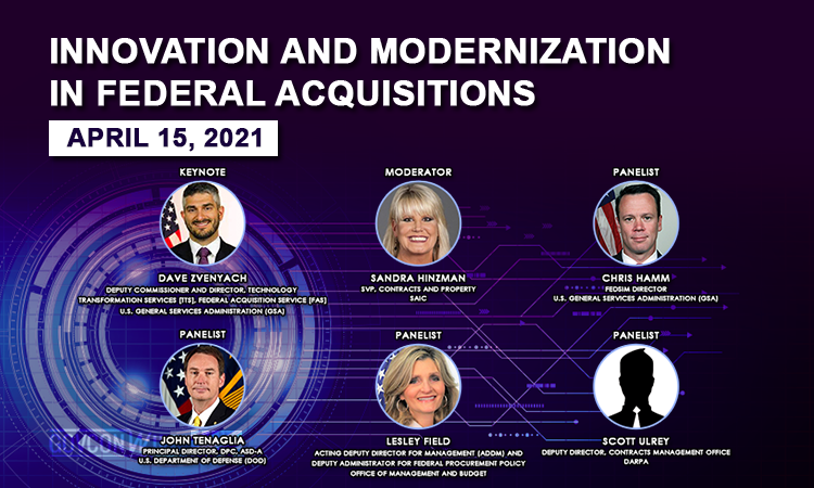 Modernizing Federal Acquisition Forum