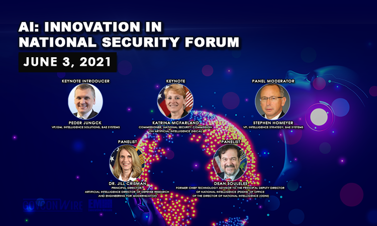 AI: Innovation in National Security Forum