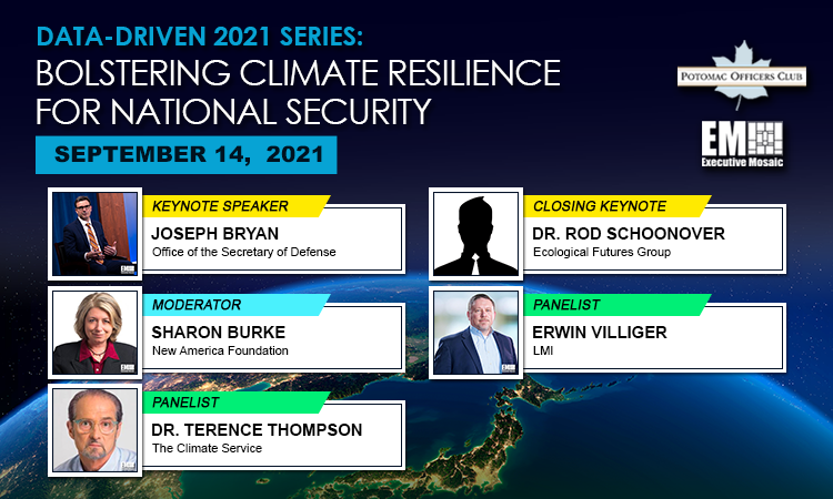 Bolstering Climate Resilience for National Security Forum