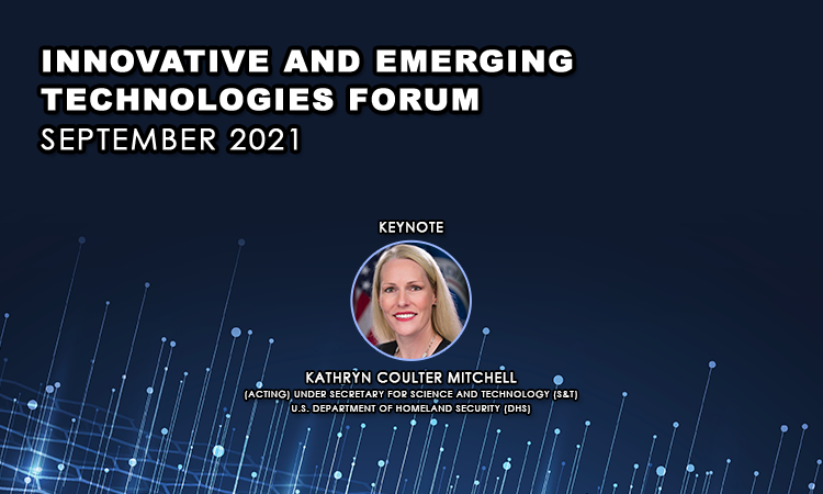 Innovative and Emerging Technologies Forum