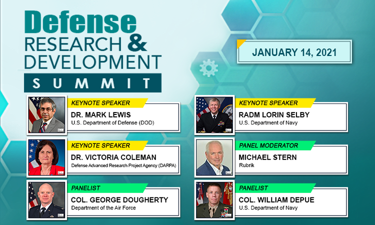 POC - 2021 7th Annual Defense R&D Summit