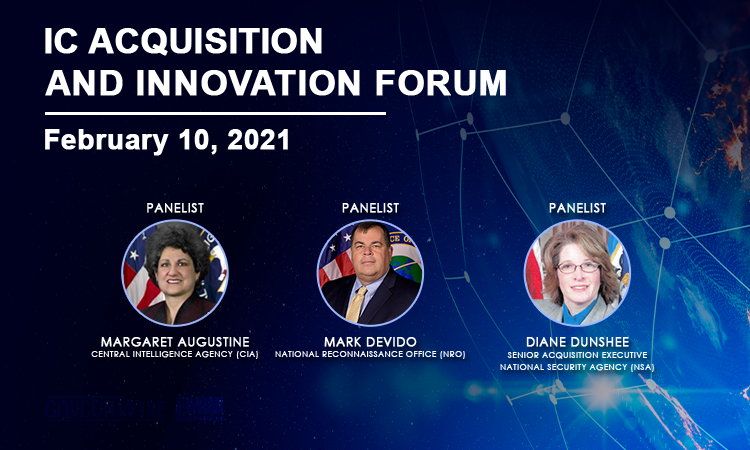 GCW-IC Acquisition and Innovation Forum