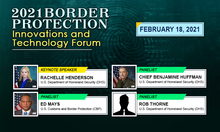 2021 Border Protection Innovations and Technology Forum