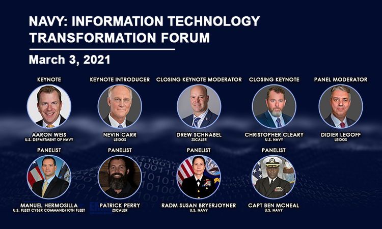 GCW- Navy: IT Transformation Forum