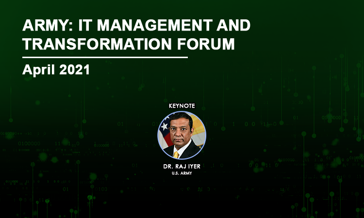 GCW- Army: IT Management and Transformation Forum