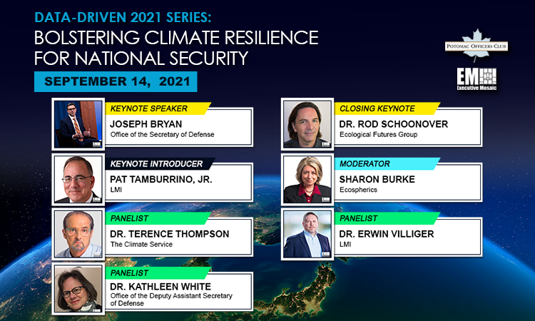 POC - Bolstering Climate Resilience for National Security