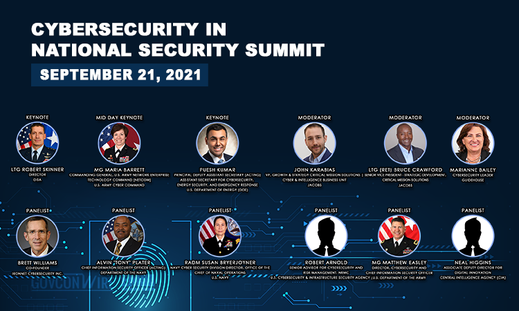 GCW: Cybersecurity in National Security Summit