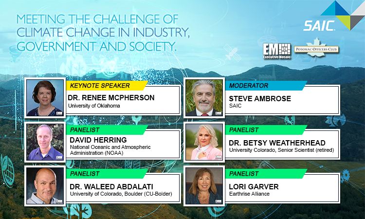 POC- Meeting the challenge of climate change in industry, government and society