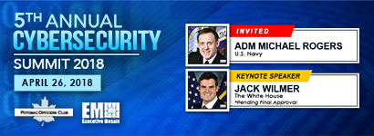 2018 5th Annual Cybersecurity Summit
