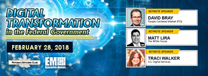 Digital Transformation in the Federal Government