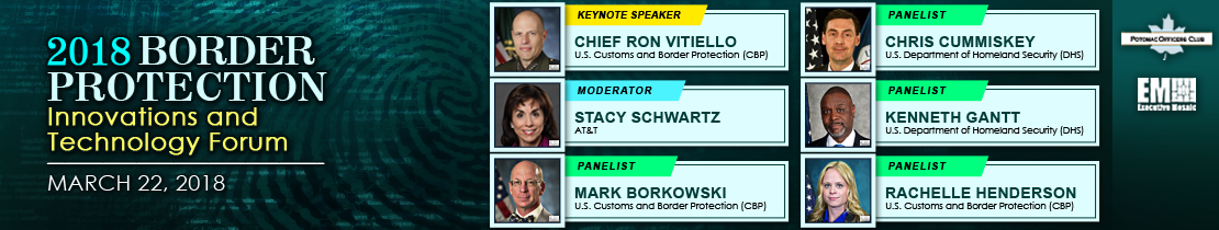 POC - 2018 Border Protection Innovations and Technology Forum