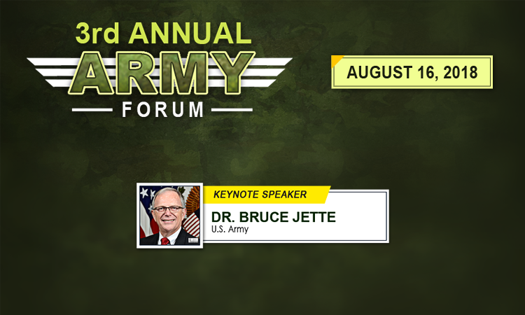3rd Annual Army Forum