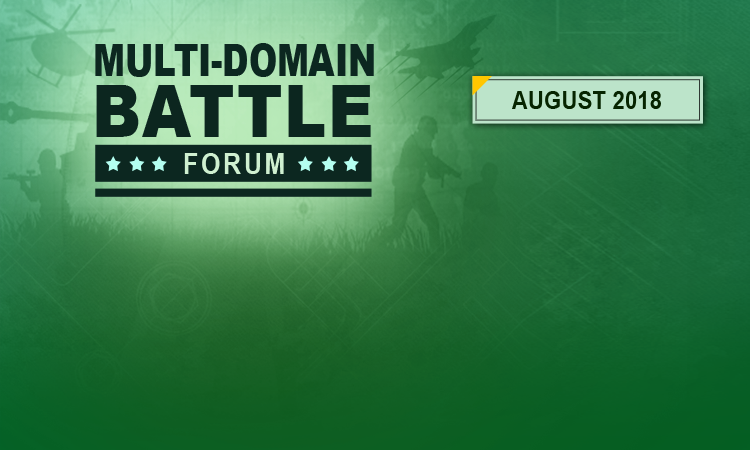 Multi-Domain Battle Forum
