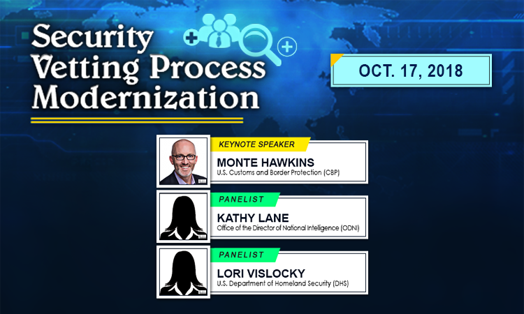 Security Vetting Process Modernization