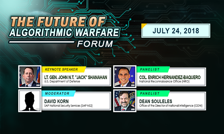 The Future of Algorithmic Warfare