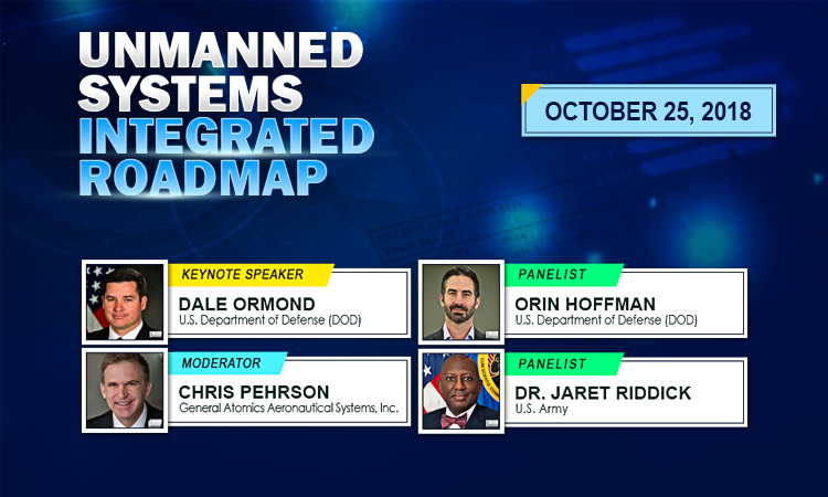 Unmanned Systems Integrated Roadmap Forum