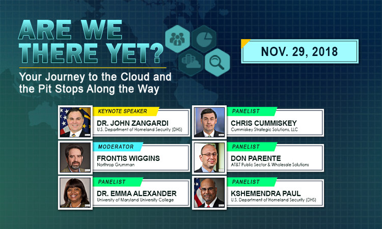 POC- Are We There Yet? Your Journey to the Cloud and the Pit Stops Along the Way