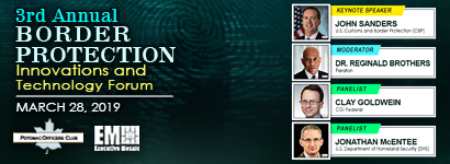 3rd Annual Border Protection Innovations and Technology Forum