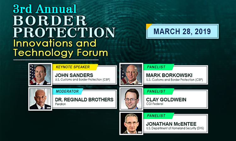 POC - 2019 3rd Annual Border Protection Innovations and Technology Forum