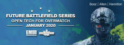 The Future Battlefield: Open Tech for Overmatch