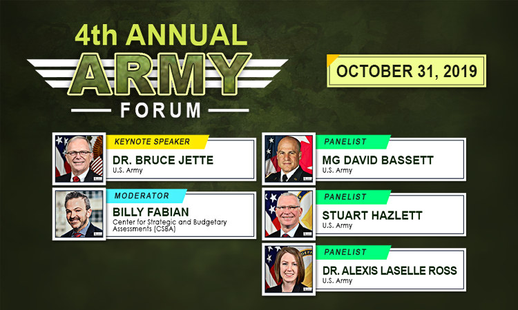 4th Annual Army Forum