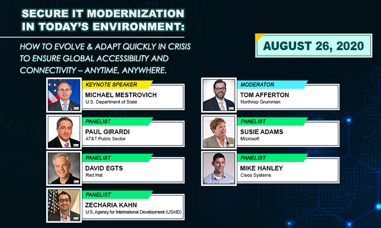 POC - Secure IT Modernization in Today's Environment