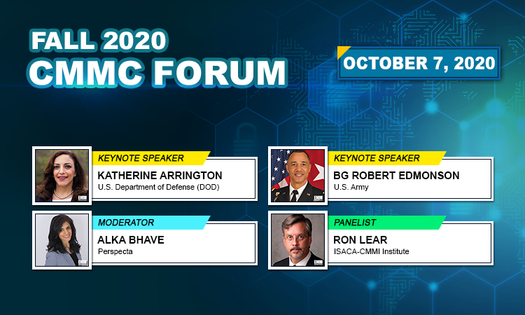 POC - Fall 2020 CMMC Forum