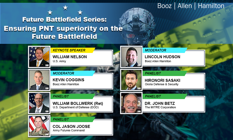 POC - Ensuring PNT Superiority on the Future Battlefield