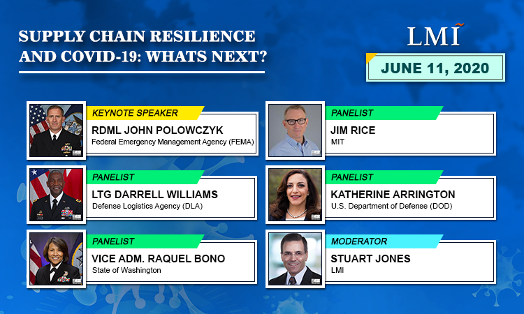 POC - Supply Chain Resilience and COVID-19